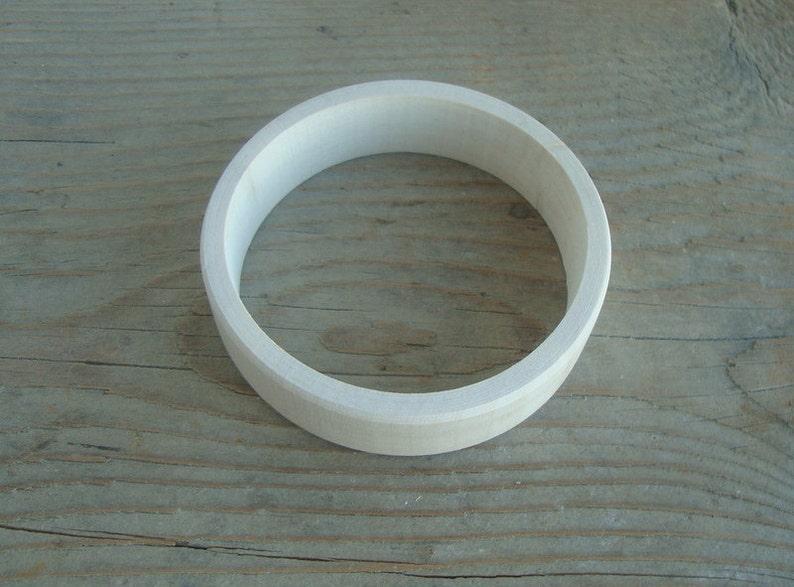 party favors Wooden bangle bracelet stacking bangles 20 mm bangle set of 10 bangle blank wood unfinished bracelet