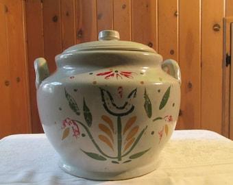 Bean Pot Cookie Jar