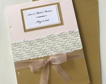 Bridal Shower Card Organizer - Greeting Card Organizer - Bridal Shower Card Storage - Engagement Card Organizer - Greeting Card Storage