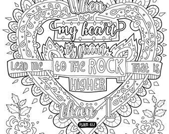 Printable Coloring Page Zentangle Music Coloring Book | Etsy