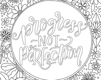 3 Motivational Printable Coloring Pages Zentangle Book