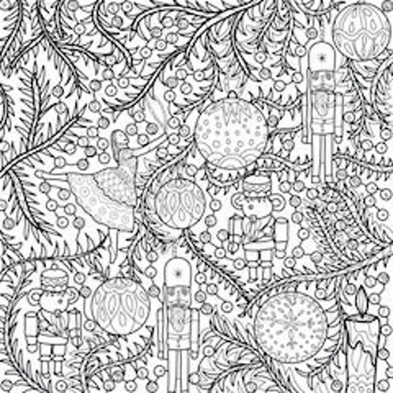 2 Printable Coloring Page Zentangles Dance Coloring Book Etsy