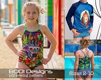5ed1c6a63c PDF Pattern Swimmers