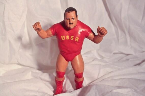 Vintage LJN WWF Wrestler Nikolai Volkov