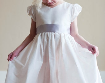 b9295ebdfb The Albion First Communion Dress and Flower girl Dress.