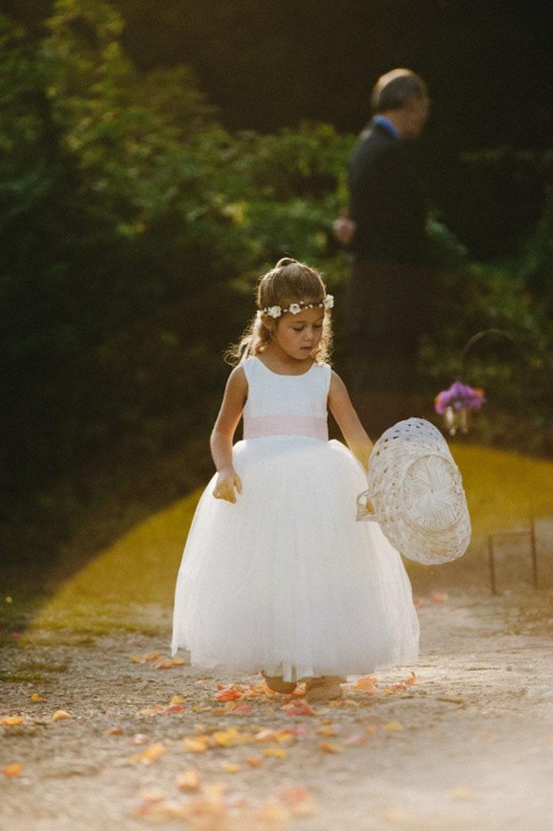 3466a5bb345 The Alana Flower girl dress