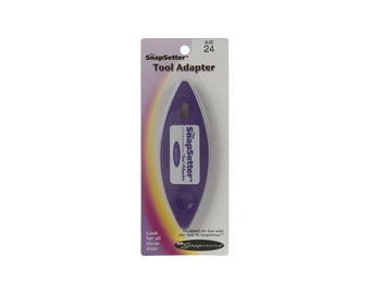 Clearance The SnapSetter Tool Adapter, Size 24
