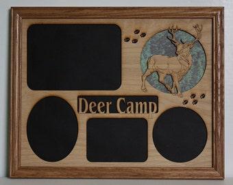 No Recess deer {Original Collage}
