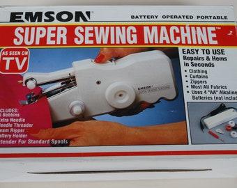 Emson Super Sewing Machine