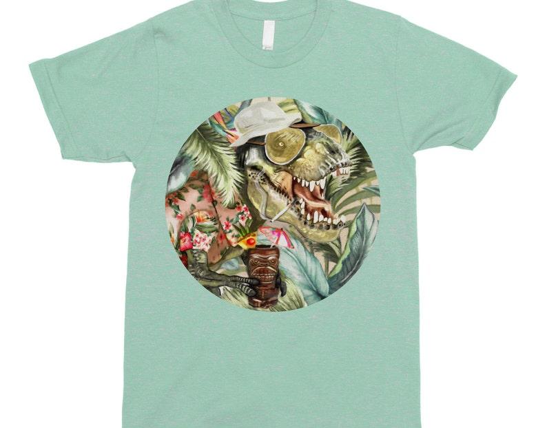 22f97ea3 Hunter S T-Rex Dinosaur Shirt T Rex Shirt Funny Shirt | Etsy