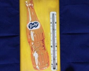 Two Vintage Logo Hand Held Bottle Cap Openers Monarch Beer and Bireley/'s Beverages