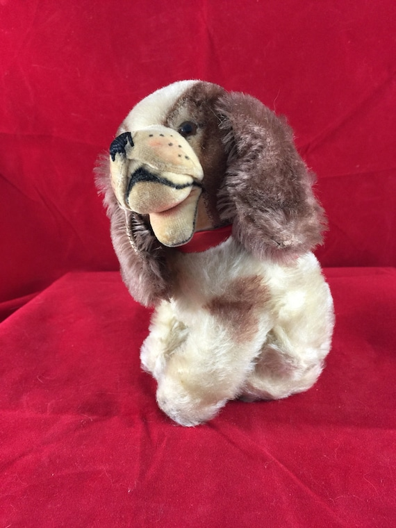 Arrogant Shop steiff chien arrogant pup de pet shop peluche vintage | etsy