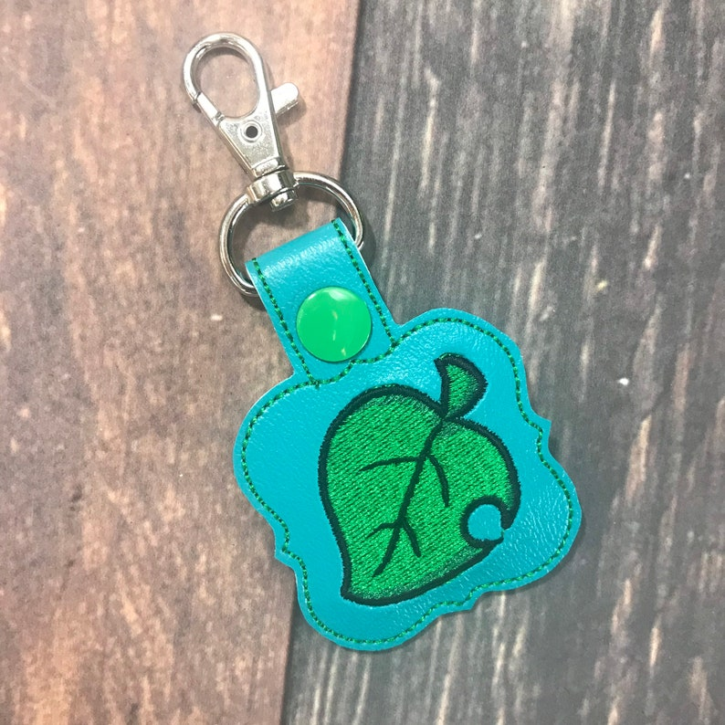 AC Leaf Key Fob image 0