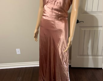 Art Deco Gown Etsy
