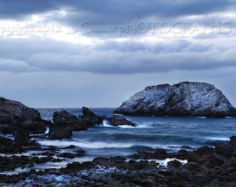 Kaikoura Rocks, New Zealand