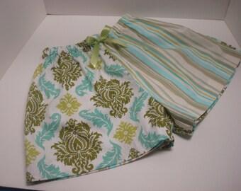 Coton sleeping shorts