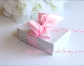 Gift Packaging/ Gift Wrap Add on for Jewelry