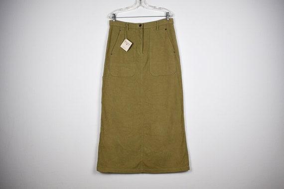 NOS Vintage Tan Plush Marlboro Classic A Line Max… - image 1