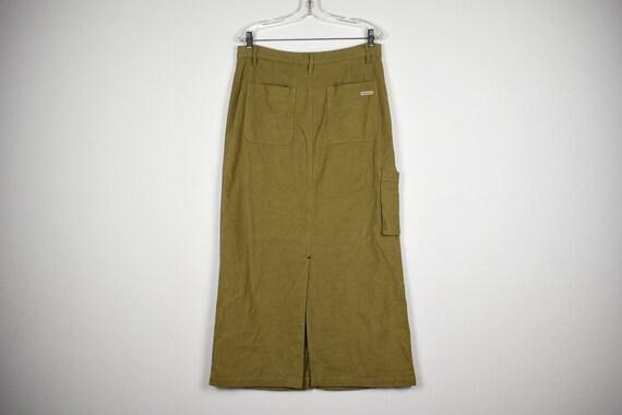 NOS Vintage Tan Plush Marlboro Classic A Line Max… - image 6