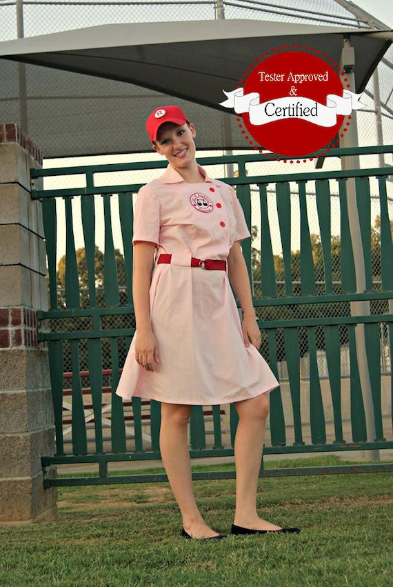 Vintage Baseball Uniform Vintage Style Dress Pattern and