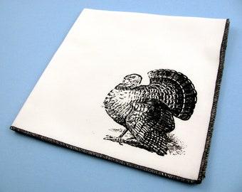 Handkerchief- geometric pattern soft cotton hanky mens ladies hankies eco friendly handmade reusable zero waste unisex pocket square