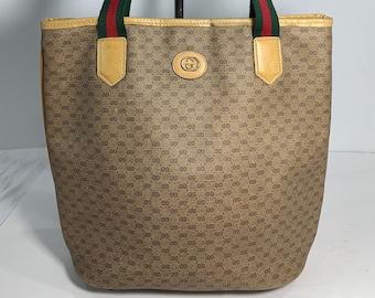 7fb7c78b87b46 Gucci shopper | Etsy