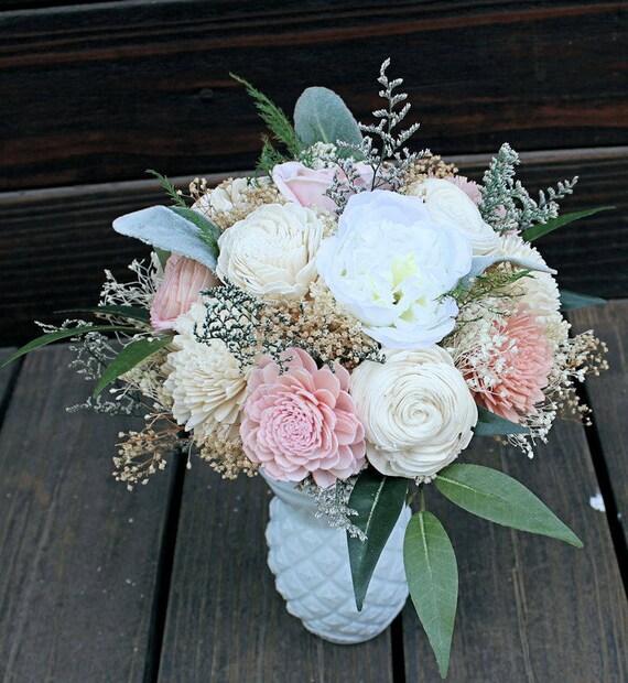 Large Floral Arrangement Wedding Reception Centerpiece Sola Etsy