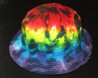 4e2990791 Tie dye bucket hat | Etsy