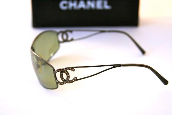 Chanel Sunglasses - Sunnies - Rhinestone CC detail