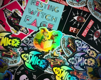 Build Your Own Sticker Pack