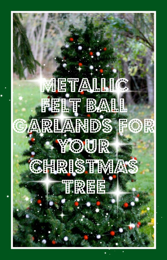 image 0 - Garland For Christmas Tree
