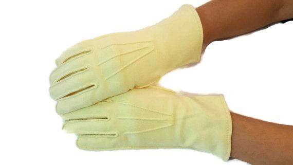Dress Gloves, Gloves, Women's Gloves, Buttery Yell