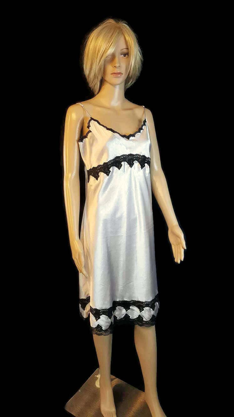 Victoria Secret, Nightgown, Women, Satin Nightgown, Vintage ...