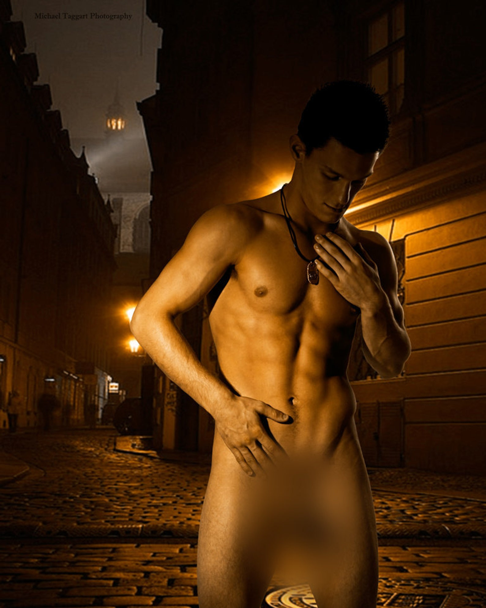 Toronto Police Officer Strips Naked Hundreds Of People