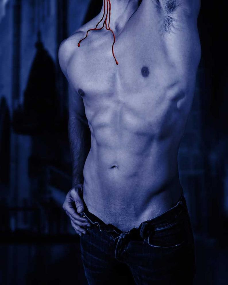 Hot sexy male vampire books