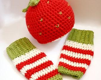 Strawberry Legs Etsy