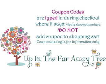 How To Use Shop Coupon Codes