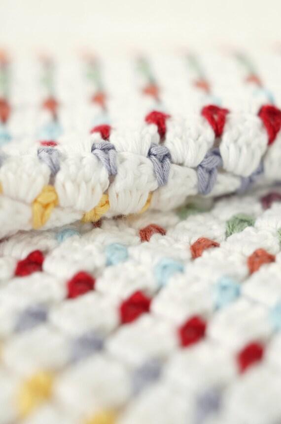 Manta fácil patrón ropa de cama de bebé manta blanca | Etsy