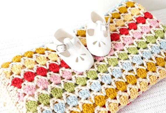 Häkeln Sie Decke Muster Decke Babydecke Erwachsene | Etsy