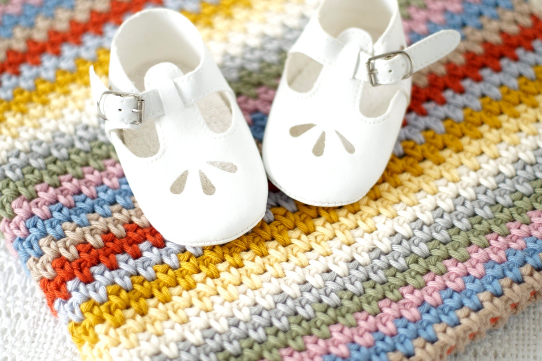Bebé manta ganchillo patrón recién nacido afgano cuna tiro | Etsy