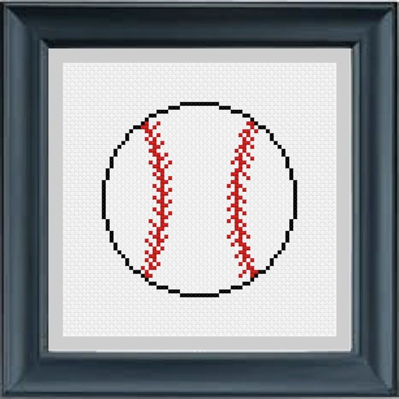 Instant digital download Baseball Quote \u201cThere is no place like home national sport Cross-stitch PDF pattern decor
