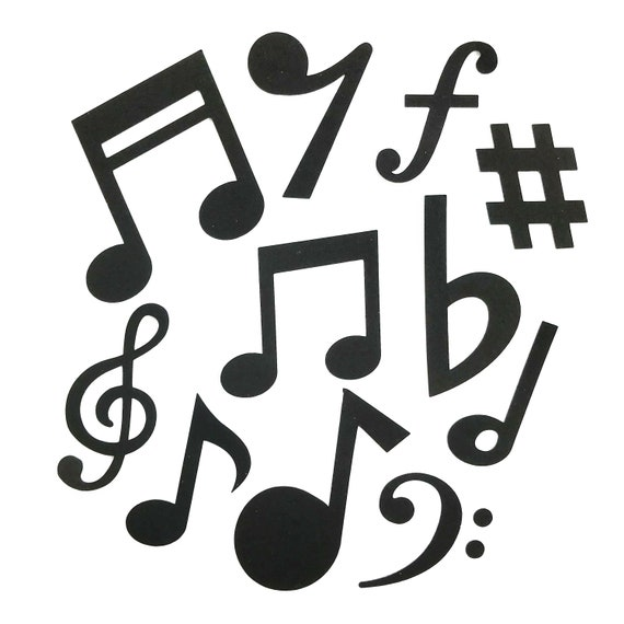 Music, notes, Music backdrop, Music decorations, Music notes, Music party,  Music games, Music decor, Music party, Music die-cuts, take note