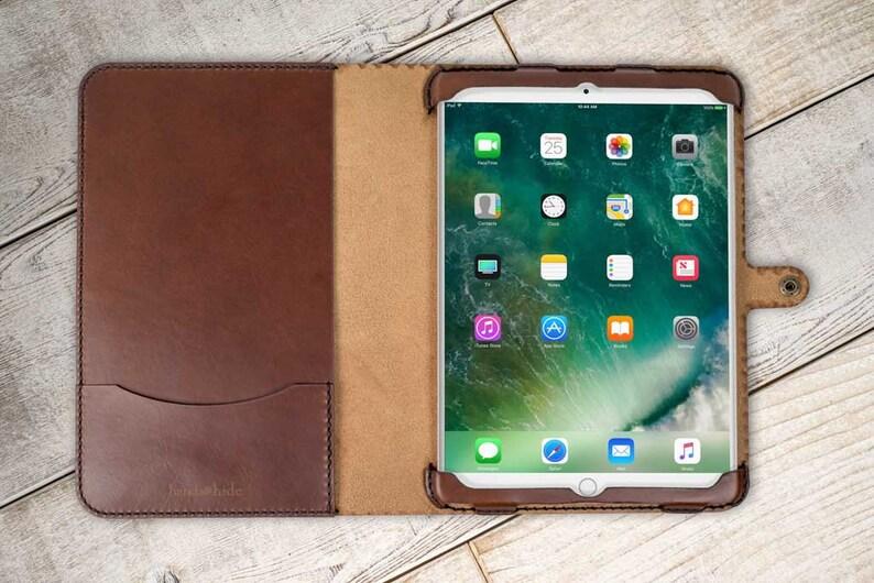 iPad Air 2019 All Leather Case, iPad Air case, leather iPad Air, custom  iPad Air, handmade leather iPad case, iPad Air Case