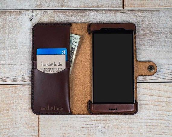 premium selection 10313 d30bc Moto X4 Leather Wallet Case, Moto X4 Case, Leather Phone Case, wallet phone  case, leather wallet case, moto x4 phone case