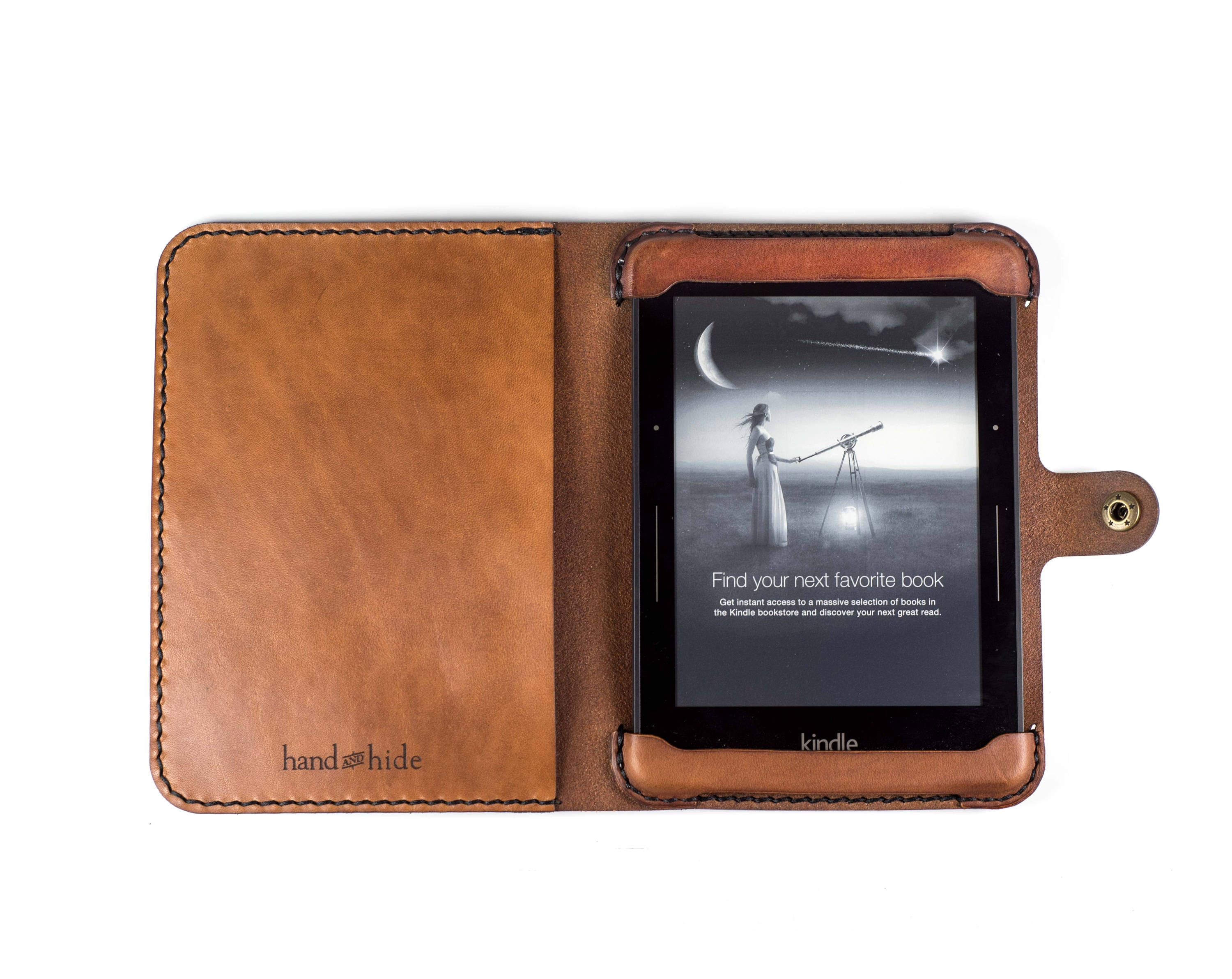 Kindle 2 Case: Kindle 8th Generation Leather Case Kindle Cover