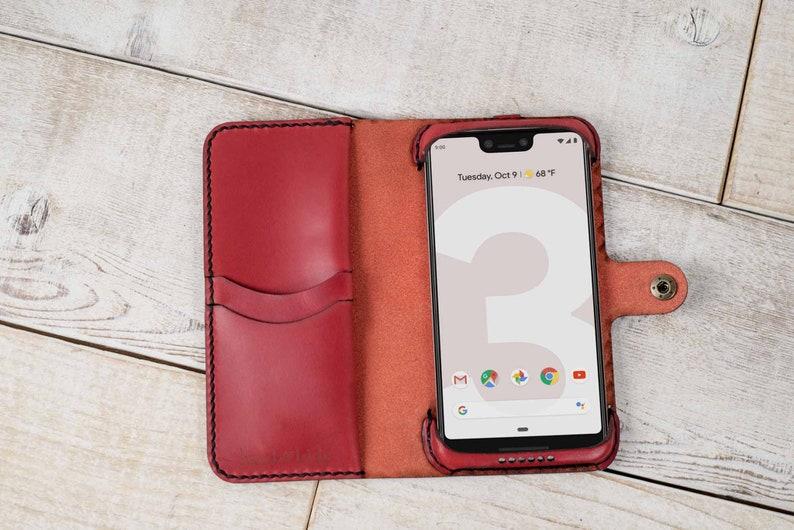 pixel 3a XL case custom pixel 3a xl Google Pixel 3a XL Leather Phone Wallet Case Google pixel 3a XL wallet google pixel 3a xl wristlet