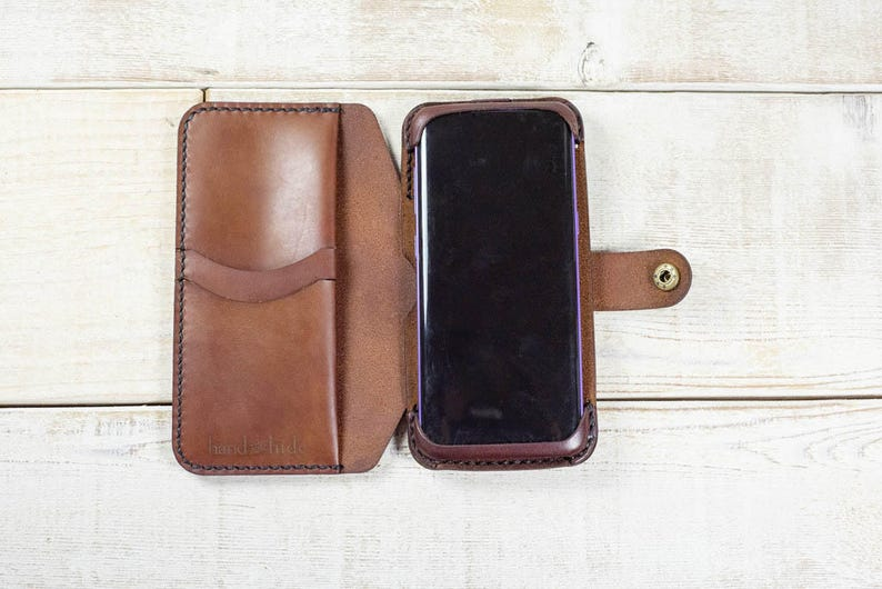 the best attitude 5d869 00873 Galaxy S8 Active Flex Wallet Case, Leather phone case, Galaxy S8 Active  case, Galaxy S8 Active wallet, handmade s8 active case