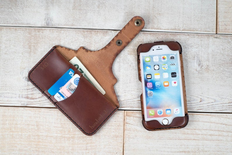 iPhone 6 / 6s Flex Leather Wallet Case leather iphone case image 0