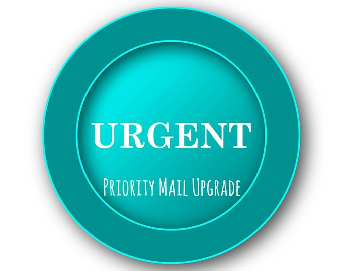 Upgrade to Priority Mail from Regular Mail