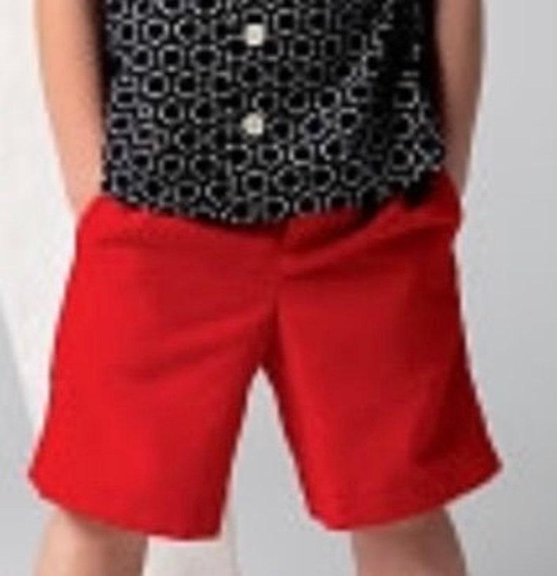 Boys Pokemon Shorts Pokemon Shorts and Shirt Set Boys Pokemon Birthday Outfit Boys Pokemon Birthday Shirt Pocket Shorts